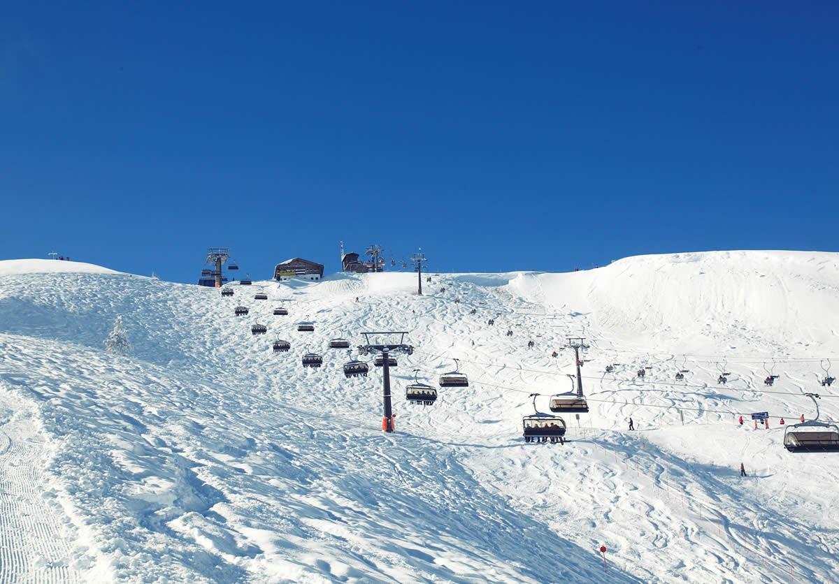 ski gebiet österreich